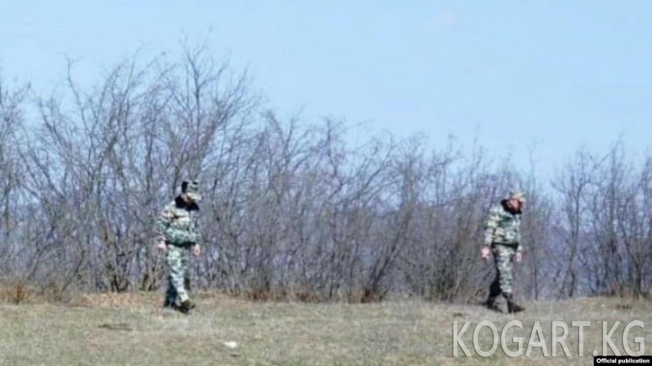 Армения Азербайжандын куралдуу күчтөрүн чек арадан өтүүгө айыптады