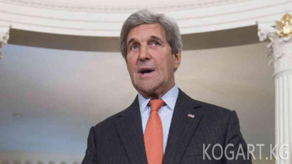 Керри: АКШ НАТОну толугу менен кубаттайт
