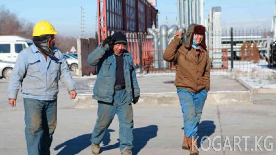 "Кара-Балтадагы ""Жунда"" заводуна айып пул салынды"