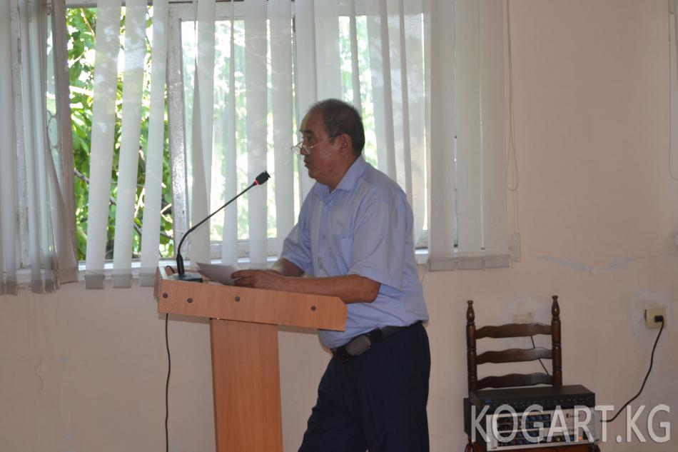 Жалал-Абад шаарынын бюджетинин киреше бөлүгү 103 пайызга аткарылган
