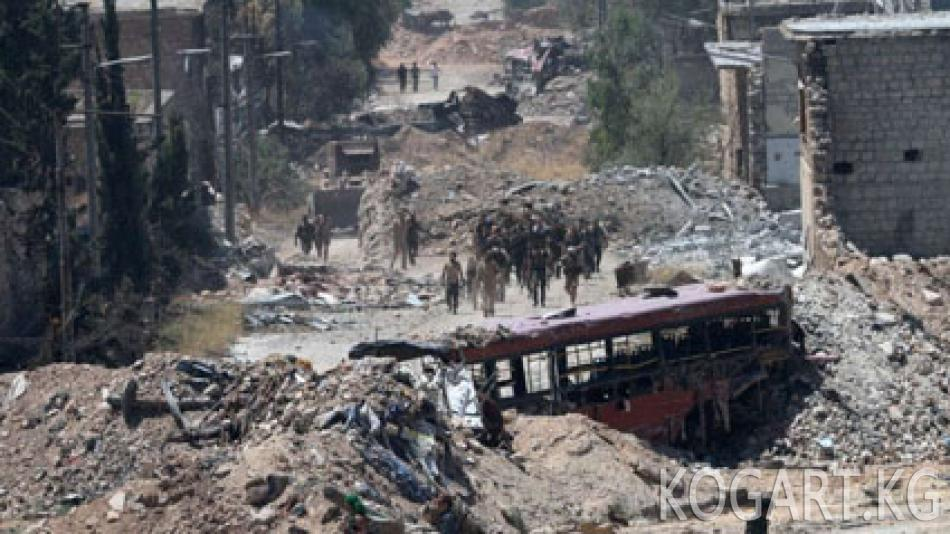 АКШ Орусиянын Алепподогу