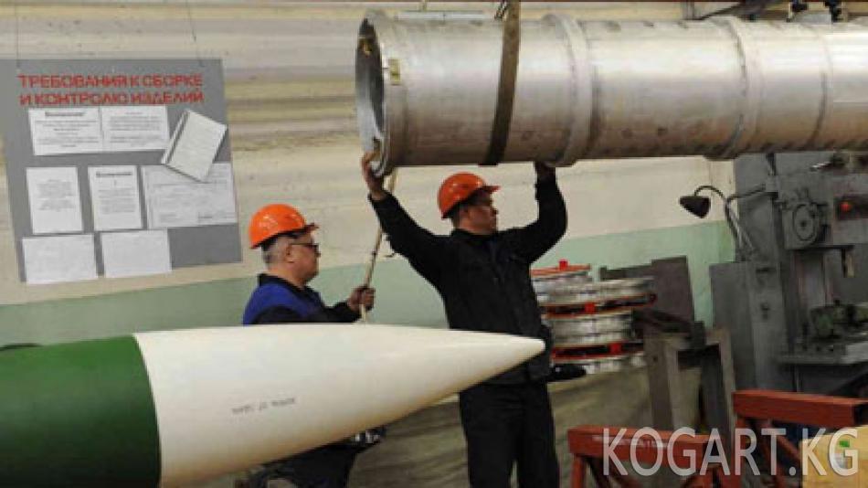 Орусия Казакстанга зениттик ракеталарды берет
