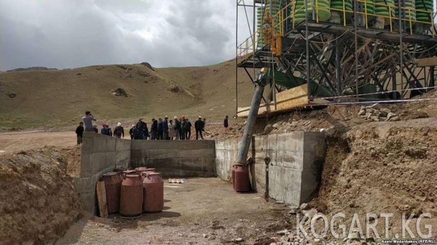 Боронов: «ЮрАзиянын» уран кенинин жабылышы боюнча дооматы жок