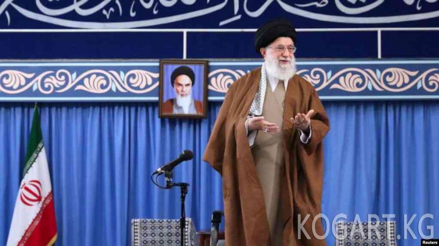 COVID-19: Иран АКШнын жардам берүү сунушун четке какты