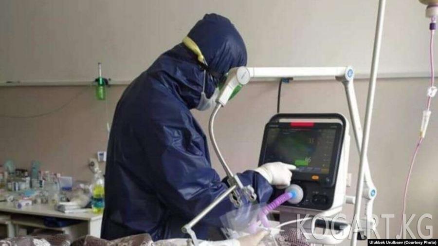 Нарында дагы тогуз медицина кызматкерине коронавирус жукканы...