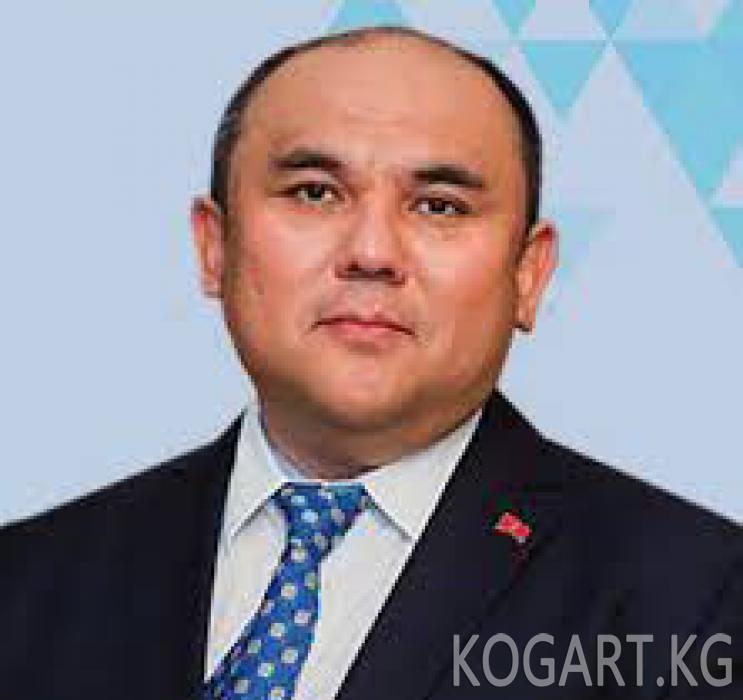 Муктар Джумалиев Кыргызстандын Люксембургдагы Элчиси жана Түндүк...