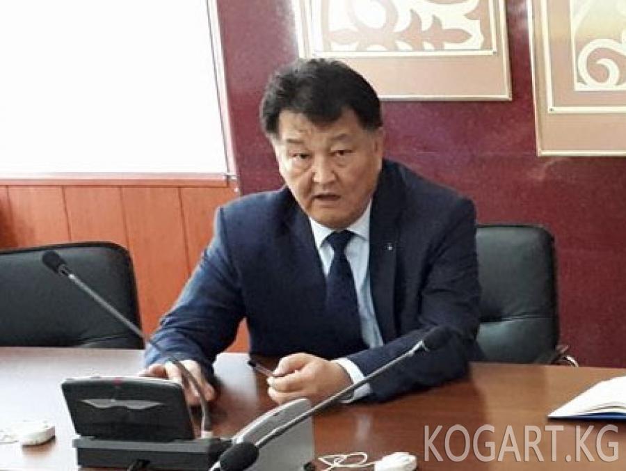 Талантбек Батыралиев: В медицине должна быть чистота, чистота и еще...